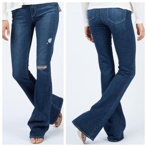 Paige flare jeans NWT